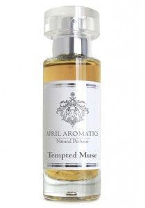 April Aromaics Tempted Muse