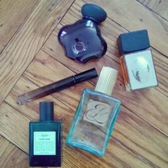 Discontinued perfumes