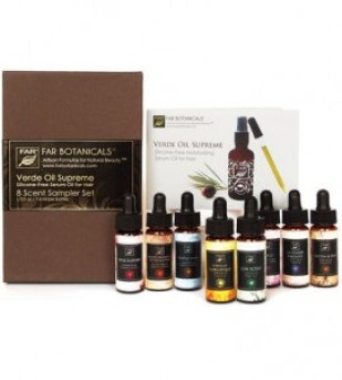 FAR Botanicals sample set
