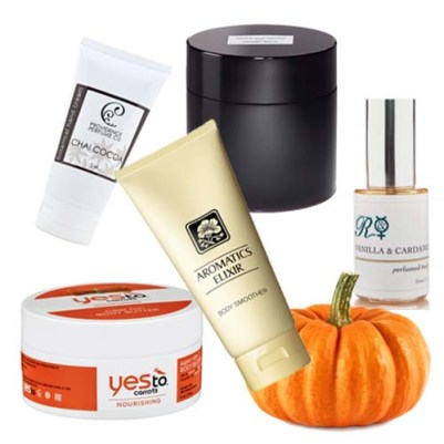 fall body products