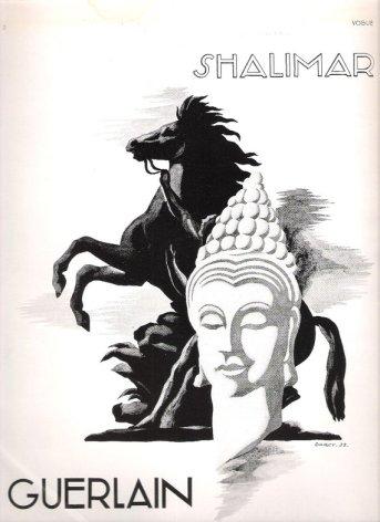1933 Shalimar Ad