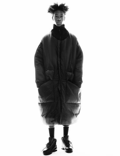 Jessica Walsh coat