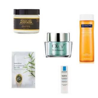 November Skincare Empties