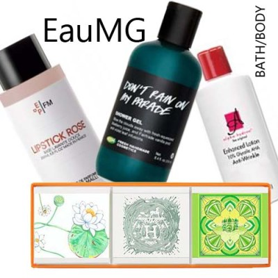 EauMG's Favorite Body Products