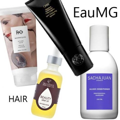 EauMG's Favorite Hair Products