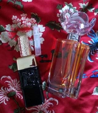 January 2016 perfumes