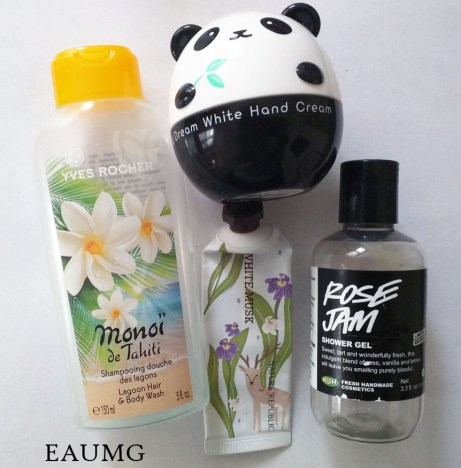 EauMG Bath Empties