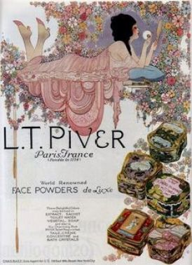 LT Piver Face Powder