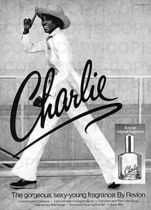 Revlon Charlie ad