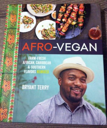 Afro-Vegan cookbook