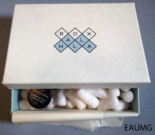 BOXWALLA BEAUTY august box