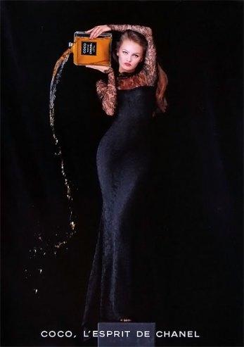 Vanessa Paradis Coco Chanel