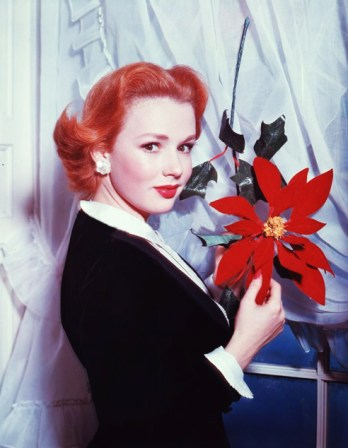 Piper Laurie Christmas