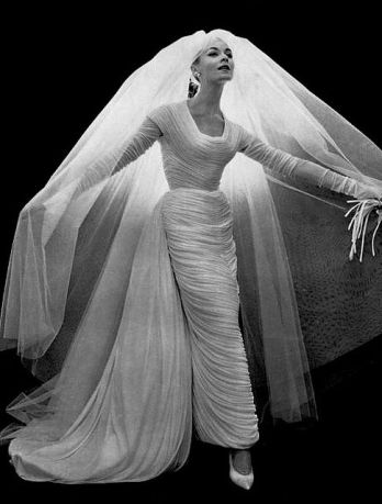 Nina Ricci wedding dress