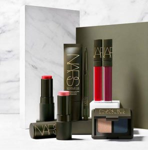 NARS CHarlotte Gainsbourg Collection