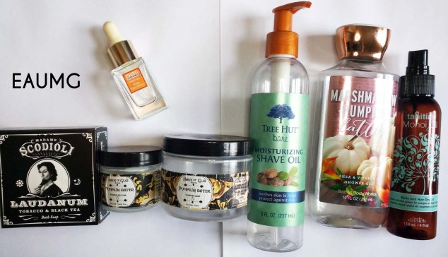 EauMG's Bath & Body Empties