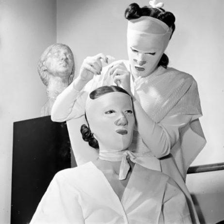 Helena Rubenstein masks
