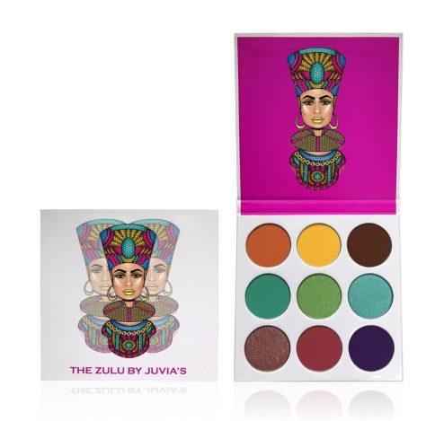 Juvia's Zulu Palette