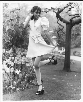 Mary Quant dress