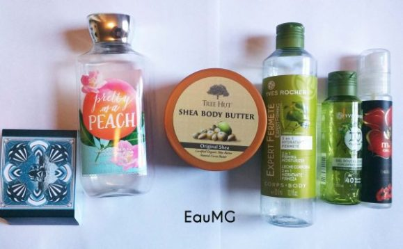 October 2017 bath empties