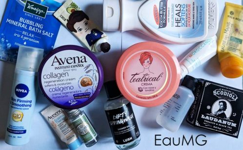 December bath empties