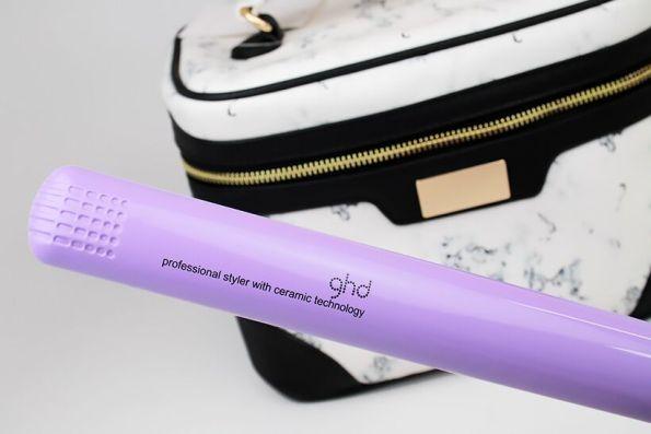 Lipstick League GHD hair styler