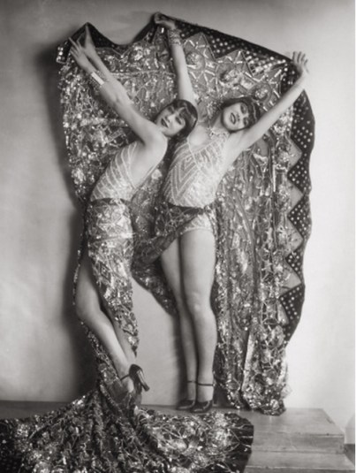 1929 chorus girls