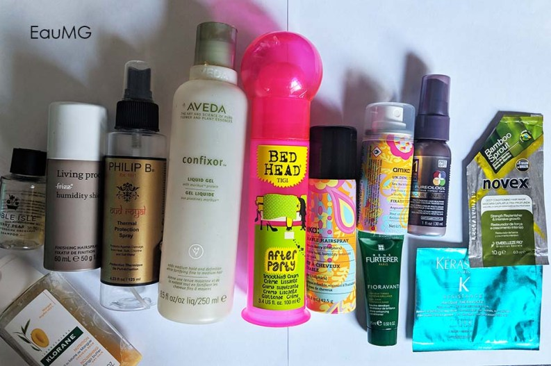 August 2018 hair empties