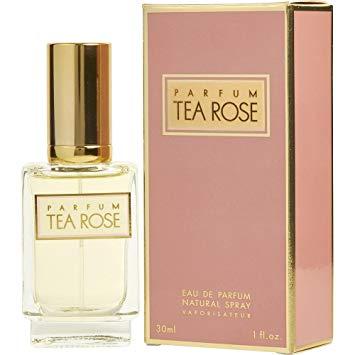 Perfumer's Workshop Tea Rose Perfume Review