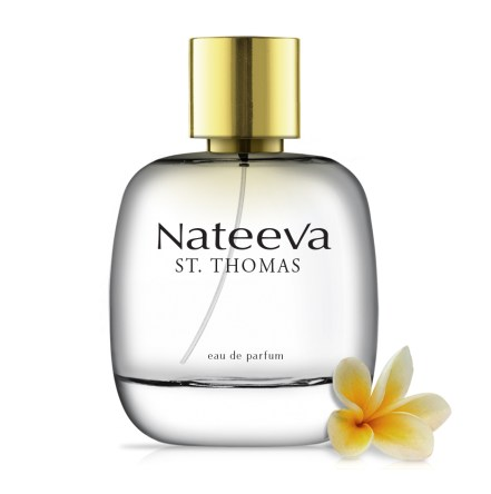 Nateeva Saint Thomas perfume review