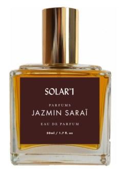 Jazmin Sarai Solar'1 perfume review