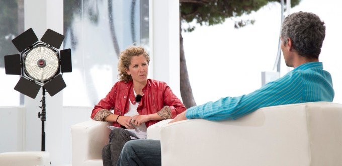 Interview EauNergie au Festival de Cannes 2015