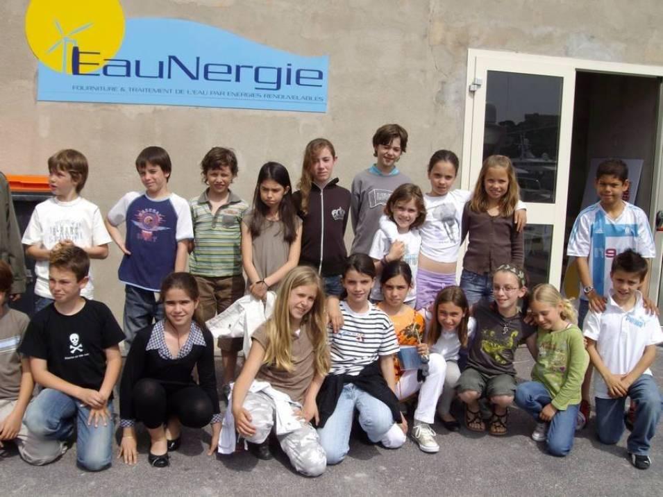 Visite CM2 - mai 2008
