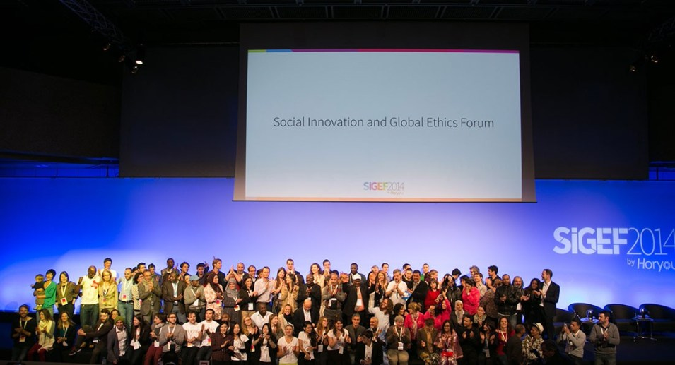Horyou Global Ethic forum - SIGEF
