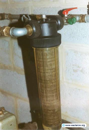 eautarcie la filtration de l eau de pluie