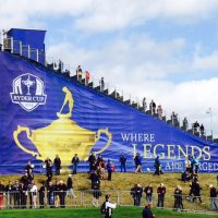 Ryder cup day legends