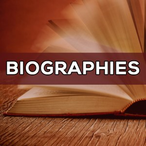 Josh Cote - suggested reading - biographies