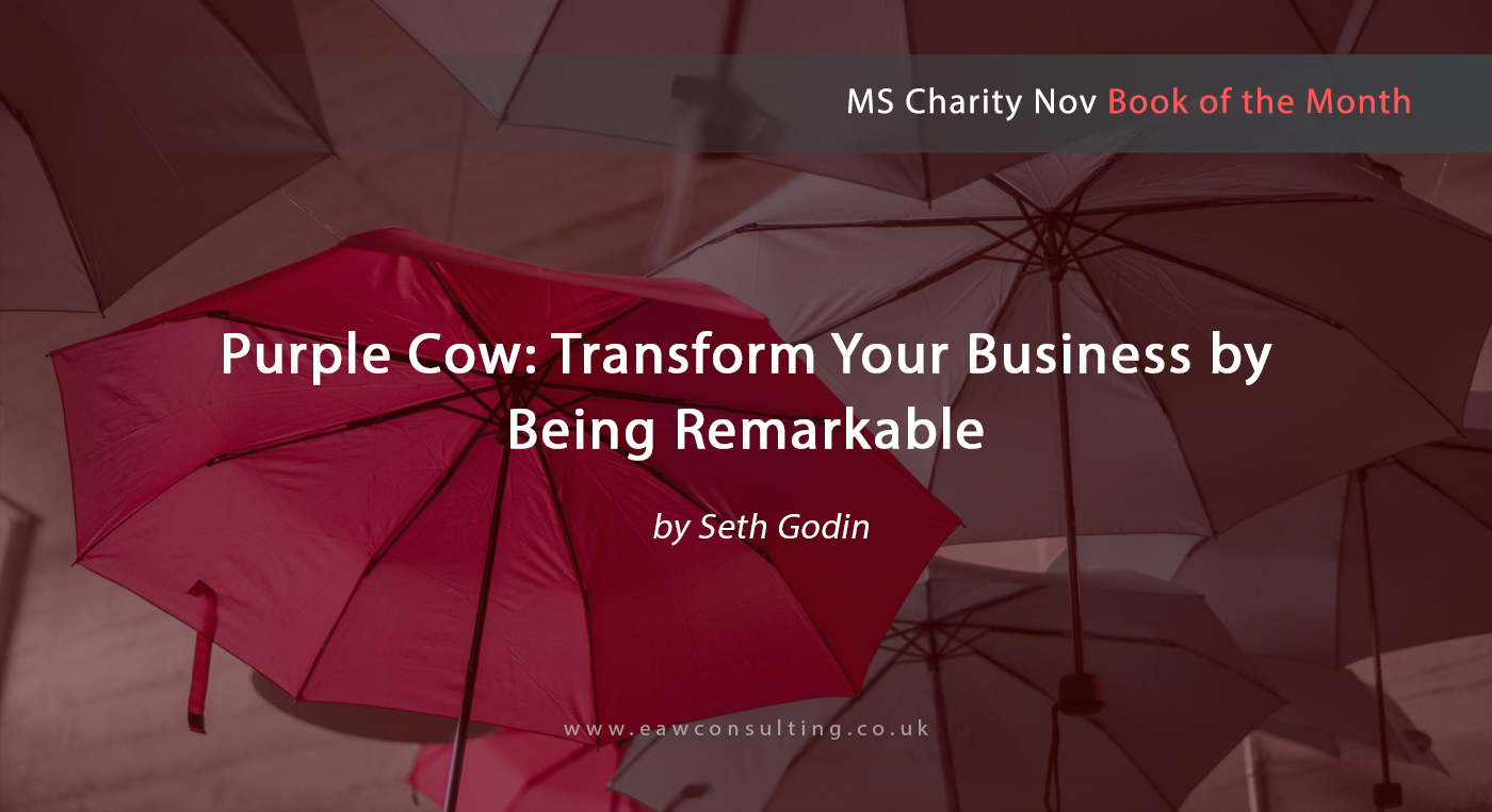 Book of the month Josh Cote EAW Consulting