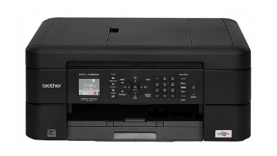 Photo of BROTHER MFC-J485DW DRIVER