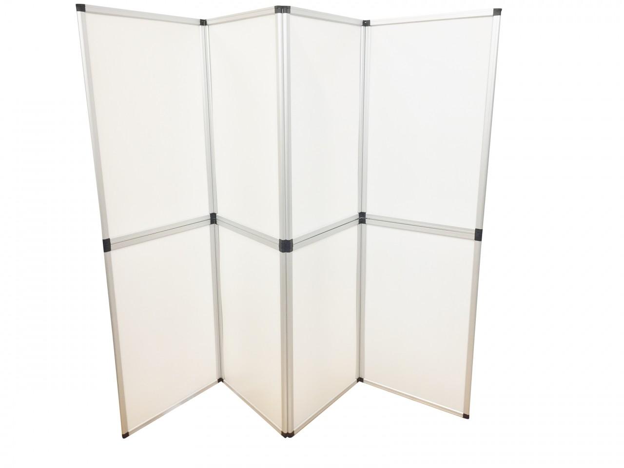 folding display 8 panel poster board
