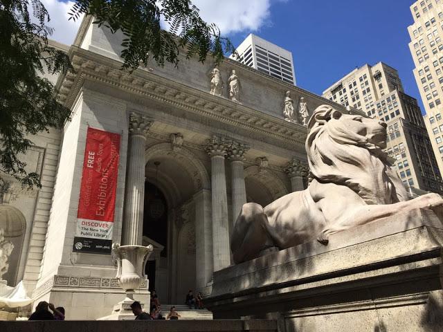 My 3-Day trip to New York : Day-1 - EazyNazy