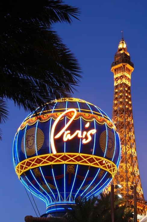 Things to see/do in Paris Hotel - Las Vegas
