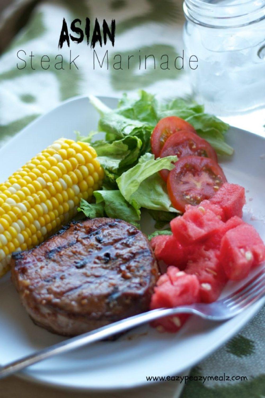 asian steak marinade
