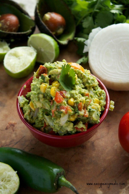southwest guacamole