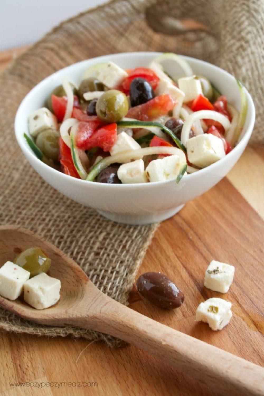 Salad, Greek Cucumber