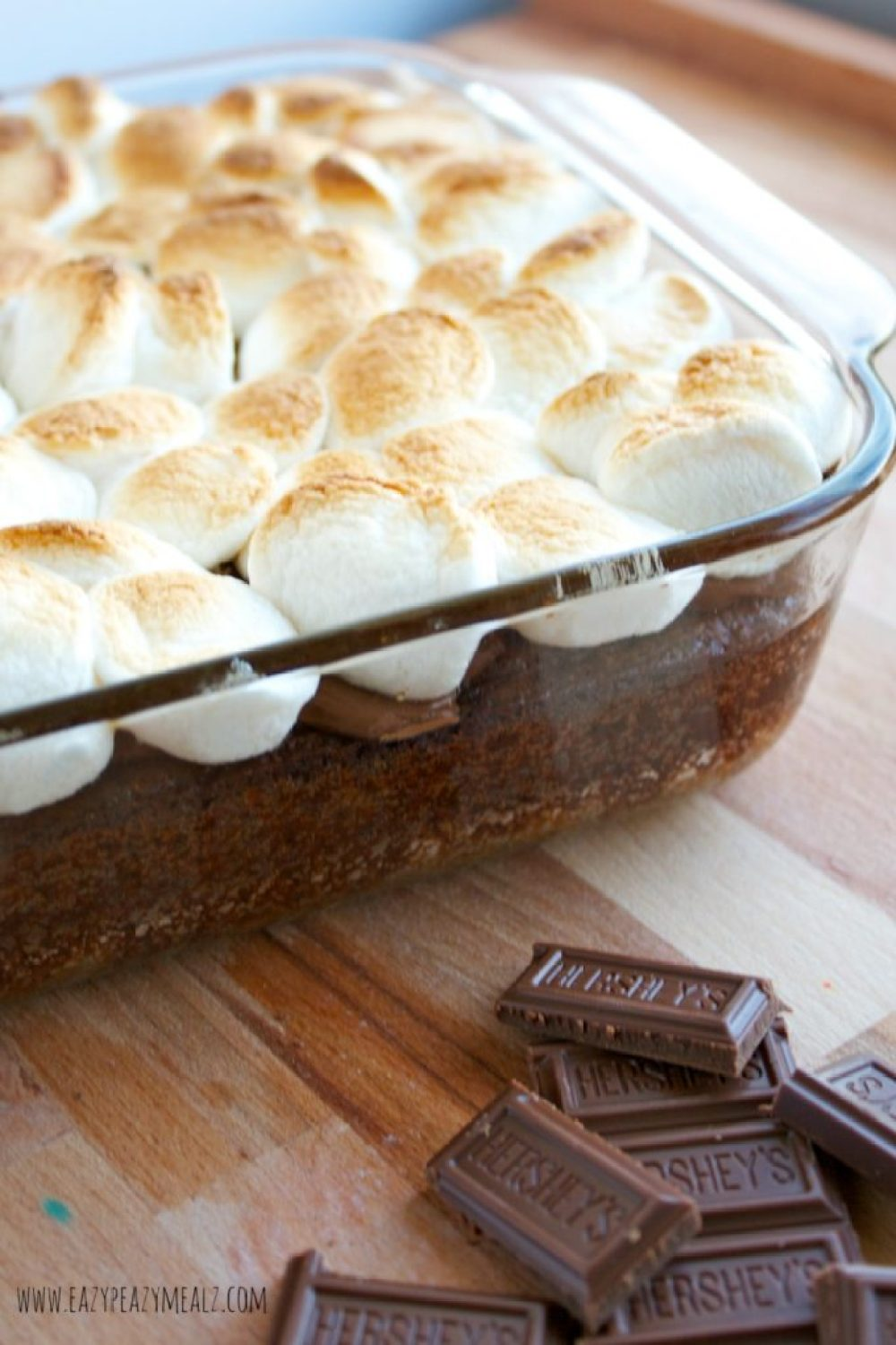 smores brownie pan