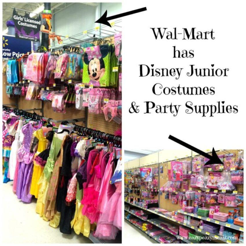 Buy your goodies at Wal-mart
