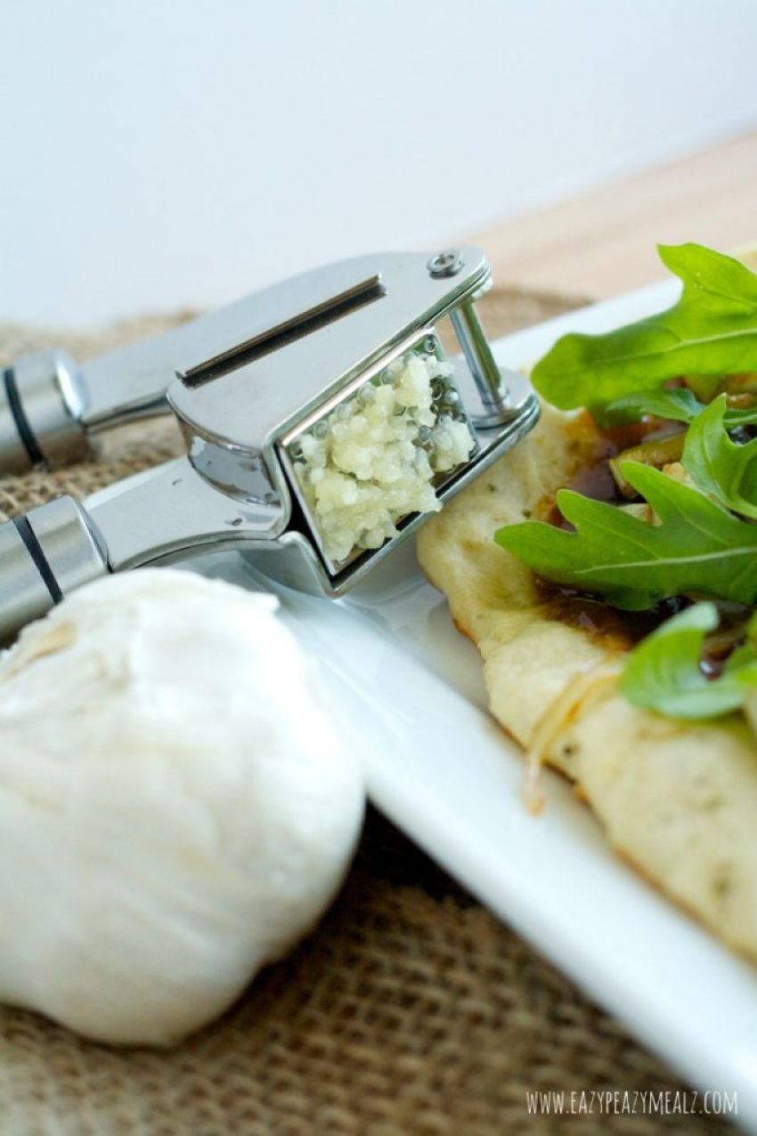 orblue garlic press