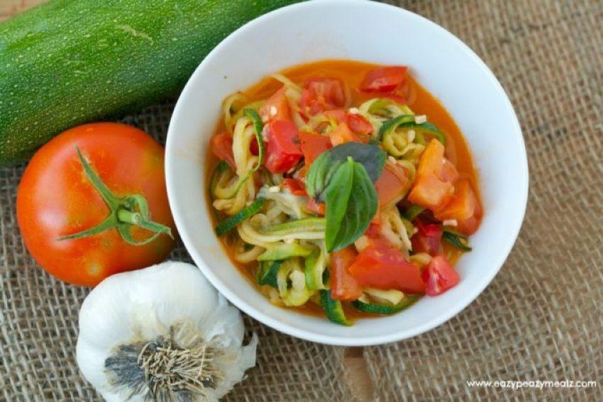 zoodle soup