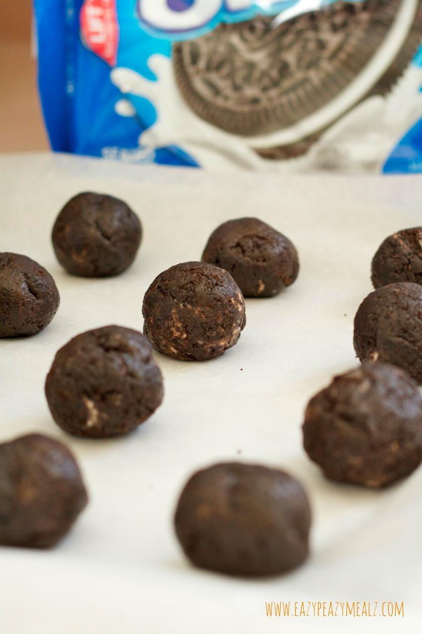 OREO Cookie Ball